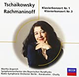 Tschaikowsky : Klavierkonzert Nr.1  Rachmaninoff : Klavierkonzert Nr.3 画像