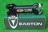 レア 懐昔 EASTON アルミステム EA50 25.4/120mm 0度 ブラック