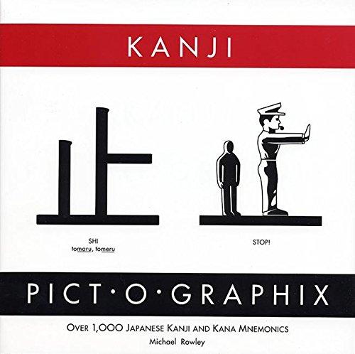 Kanji Pict-O-Graphix: Over 1,000 Japanese Kanji and Kana Mnemonicsの詳細を見る