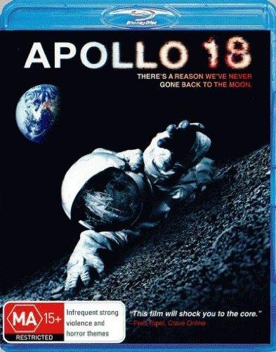 Apollo 18 Blu-ray