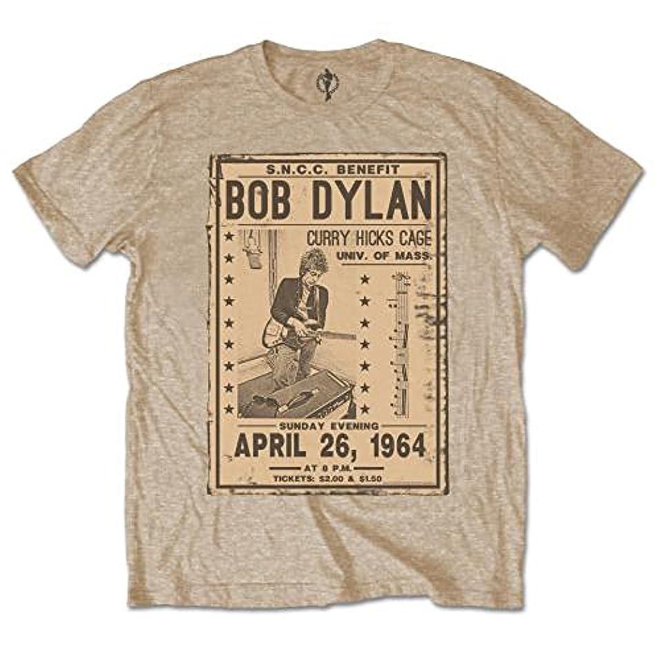 足願望昨日BOB DYLAN ボブディラン - 1964 SNCC Benefit 50周年記念モデル / Tシャツ/メンズ 【公式/オフィシャル】