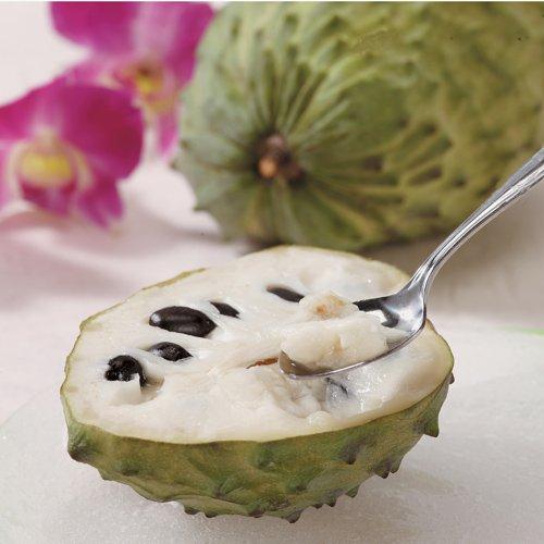 木になるアイスクリーム!沖縄県産アテモヤ(1.7kg〜1.9kg 6〜8個入り)