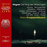 ワーグナー : 楽劇 「ニーベルングの指環」 (全曲) (Richard Wagner : Der Ring des Nibelungen / Hans Knappertsbusch) (13CD Box) [輸入盤]