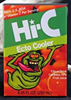 Hi-C Ecto Cooler - Refrigerator Magnet. Slimer Ghostbusters by Player One Collectables