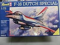レベル 1/72 04318 F-16 DUTCH SPECIAL