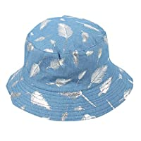 ユニセックス大人両面摩耗の羽漁師帽子日焼けアウトドアキャップ太陽保護韓国ストリートスタイル原宿 #25