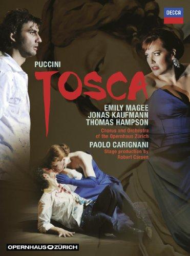 プッチーニ:歌劇《トスカ》[DVD]