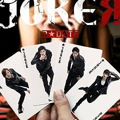 D☆DATE「JOKER」のジャケット画像