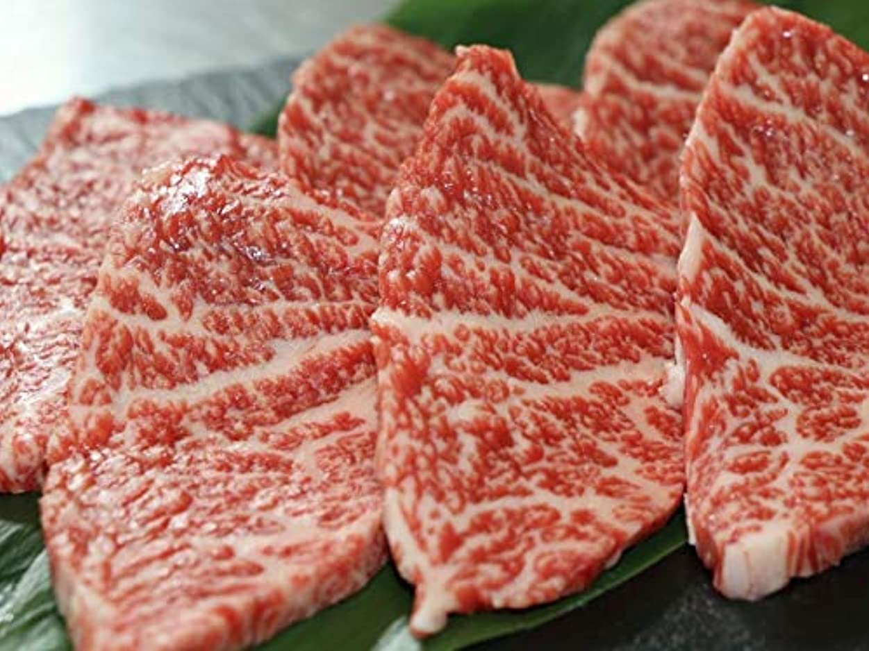 雪の知事斧【米沢牛卸 肉の上杉】 米沢牛 イチボ 焼肉用 800g ギフト用桐箱仕様