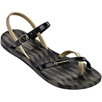 IPANEMA Women's GRETA VII- BLACK/GOLD