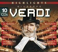 Highlights: Giuseppe Verdi