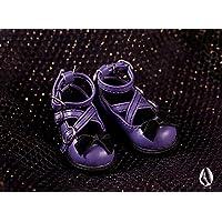 ASDOLL bjd靴 ドールシューズ bjdドール専用 1/6幼星座シリーズドール 6分シューズ 球体関節人形 6分女ドール用靴