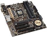 ASUSTeK Intel H97チップセット搭載マザーボード H97M-PLUS 【MATX】