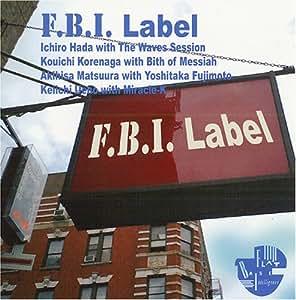 F.B.I.Label