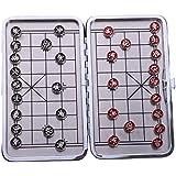 Perfeclan 磁気 象棋 中国チェス チェス盤 旅行ゲーム 全2選択 - 02