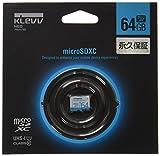ESSENCORE KLEVV NEO microSDXCカード 64GB CLASS10 UHS-1対応