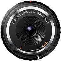 Olympus BCL-0980 - Lens - 9 mm - f/8.0 Body Cap - Micro Four Thirds - for Olympus E-P5, E-PL1s, E-PL3, E-PL5, E-PL6, E-PM1, E-PM2, OM-D E-M1, E-M10, EM-5, E-M5