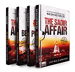 The Puppets of Washington Box-Set 1 (Books 1-2-3-4): WASHINGTON DC: The Sadir Affair, AUSTRALIA: The Puppeteer, MALI: The Beginning and DAKAR: The Savoi Affair by [Giamusso, Lavina]