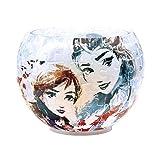 80ピース ジグソーパズル アナと雪の女王2 フローズンII 【ランプシェードパズル】