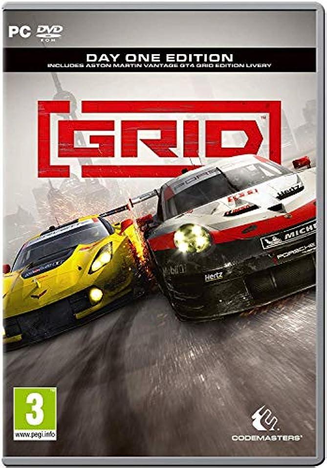 現実散歩に行く自伝Grid Day One Edition (PC DVD) (輸入版)