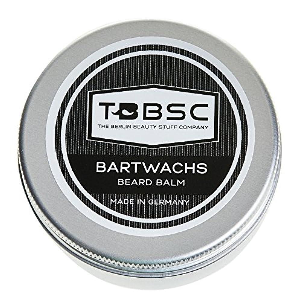 うま志す洗練されたTBBSCビアードワックス60gドイツ製ケア+スタイリングのためのひげバーム