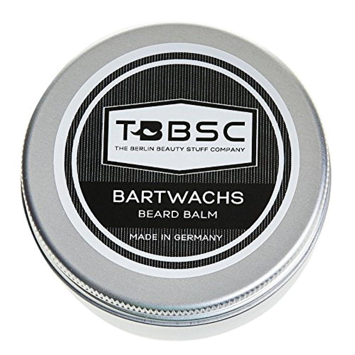 ポールフィットネス溶接TBBSCビアードワックス60gドイツ製ケア+スタイリングのためのひげバーム