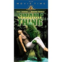 Swamp Thing [VHS]