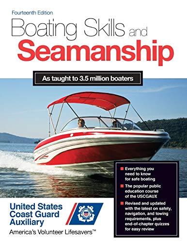 Download Boating Skills and Seamanship, 14th Edition 0071829326