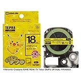 キングジム テープカートリッジ テプラPRO SGP18EP 18mm ポケモン パチリス&ミミロル(ピンク)