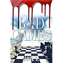 Suspense ; Bad Games: Thriller (Horror Murder: (Mystery Thriller Series) (Psychological Mystery and Suspense Thriller) Book 1)
