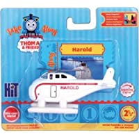 Learning Curve Brands Take Along Thomas and Friends - Harold Vehicle
