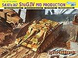 サイバーホビー 1/35 WW.II ドイツ軍 IV号突撃砲 中期生産型 プラモデル