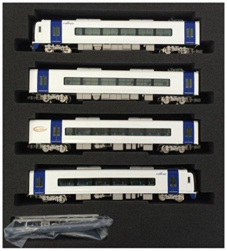 Nゲージ 4052 名鉄空港特急「ミュースカイ」2000系 増備車4輛増結 (塗装済完成品)