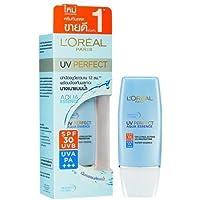 L'oreal Sunscreen Uv Perfect Aqua Essence Spf 30 Uvb Pa+++ 30 Ml. by L'Oreal Paris [並行輸入品]