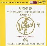 アメイジング・ヴィーナスSACDスーパー・サンプラー VOL.7 画像
