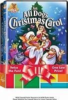 All Dogs Christmas Carol & Christmas Carol [DVD] [Import]