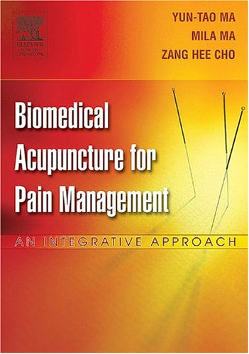 Download Biomedical Acupuncture for Pain Management: An Integrative  Approach, 1e 0443066590