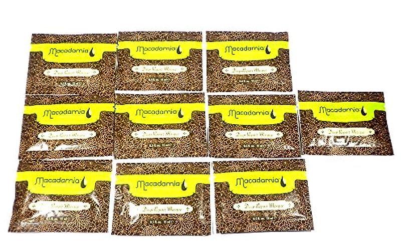 マカダミアナチュラルオイル MNOマスク 10袋セット(150mL分)