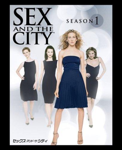 Sex and the City Season1 プティスリム [DVD]の詳細を見る