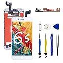 VANYUST for iPhone 6s フロントパネル 液晶 パネル LCD 画面 交換用 デジタイザパネル ガラス タッチスクリーン4.7インチ (白)