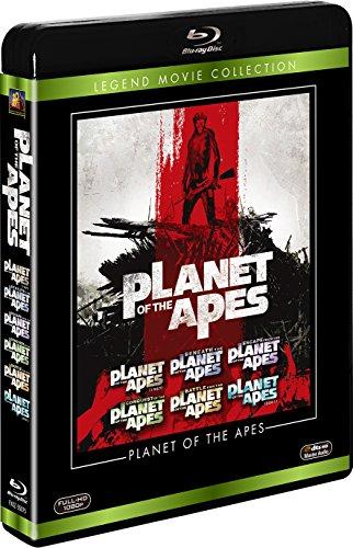 猿の惑星 ブルーレイコレクション (6枚組) [Blu-ray] -