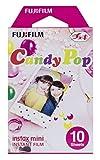 FujifilmインスタントフィルムInstax Miniキャンディポップ One Size ホワイト Instax Mini Candy Pop Film