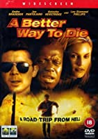 A Better Way to Die [DVD] [Import]