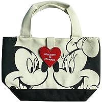 ディズニー ワッペントートバッグ ミッキーマウス&ミニーマウス APDS3122