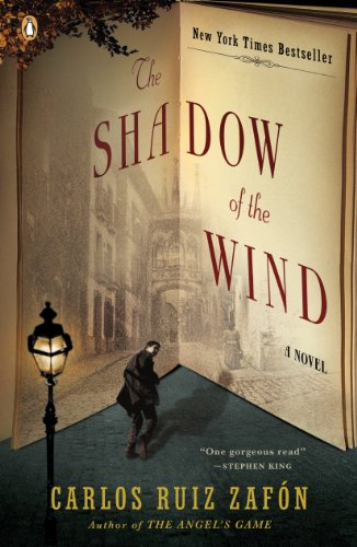 The Shadow of the Wind (The Cemetery of Forgotten Book 1) (English Edition)