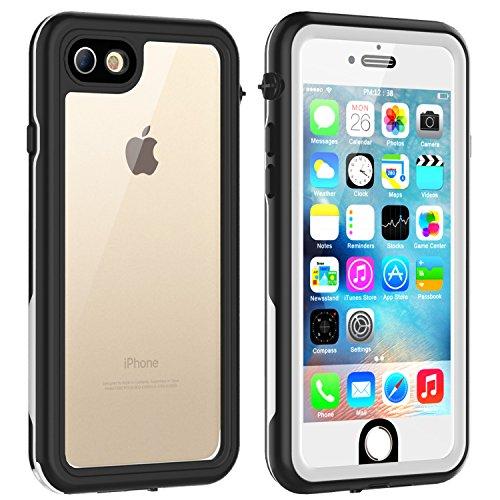 HOUSEN iPhone 7/8 防水ケース IP68防水規格 防水 防塵 耐衝撃 iPhone7 iPhone8 用 日本語説明書付き