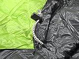 イスカ(ISUKA) 寝袋 エア 280X グリーン [最低使用温度2度] 画像