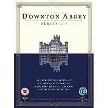 Downton Abbey - Series 1-4 [DVD] [Import]