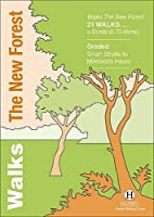 Walks the New Forest (Hallewell Pocket Walking Guides)