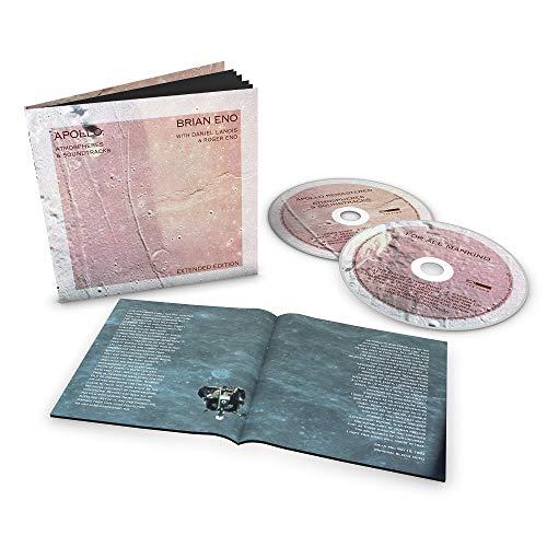 アポロ(限定ハードカヴァー・ブック・エディション)(完全生産限定盤)